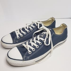 Converse All Star Low Top Tennis Shoes Size 11